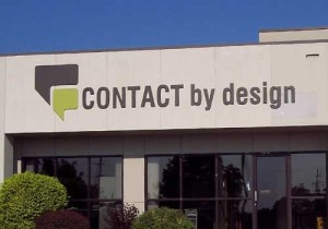 Dimensional Signs - Contact by Design