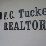 Dimensional Signs - F.C. Tucker Realtors
