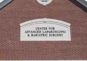 Dimensional Signs - Center for Advanced Laparoscopic & Bariatric Surgery