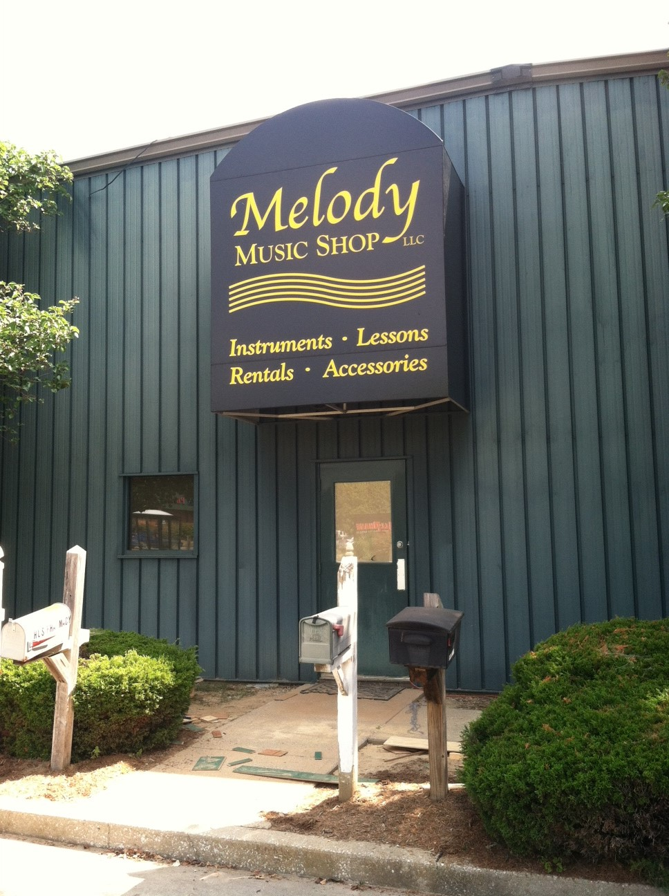 awnings-melody-music-shop