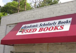 Awnings - Academic Scholarly Books in Bloomington, Indiana