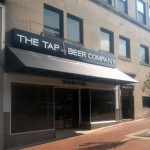 Channel Letters - The Tap Beer Company in Bloomington, Indiana