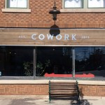 Dimensional Signs - Cowork Btown