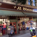 Dimensional Signs - JL Waters in Bloomington