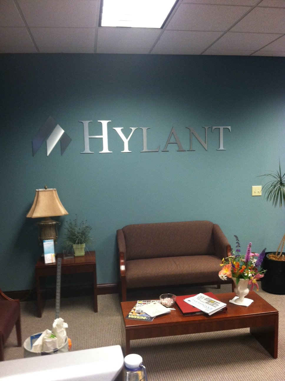Interior Signs - Hylant