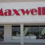 Channel Lettering - maxwells