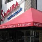 Channel Lettering - Samira