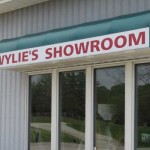 Awnings - Wylies Showroom in Bloomington, Indiana