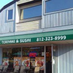 Awnings - Z & C Teriyaki & Sushi Restaurant in Bloomington, Indiana